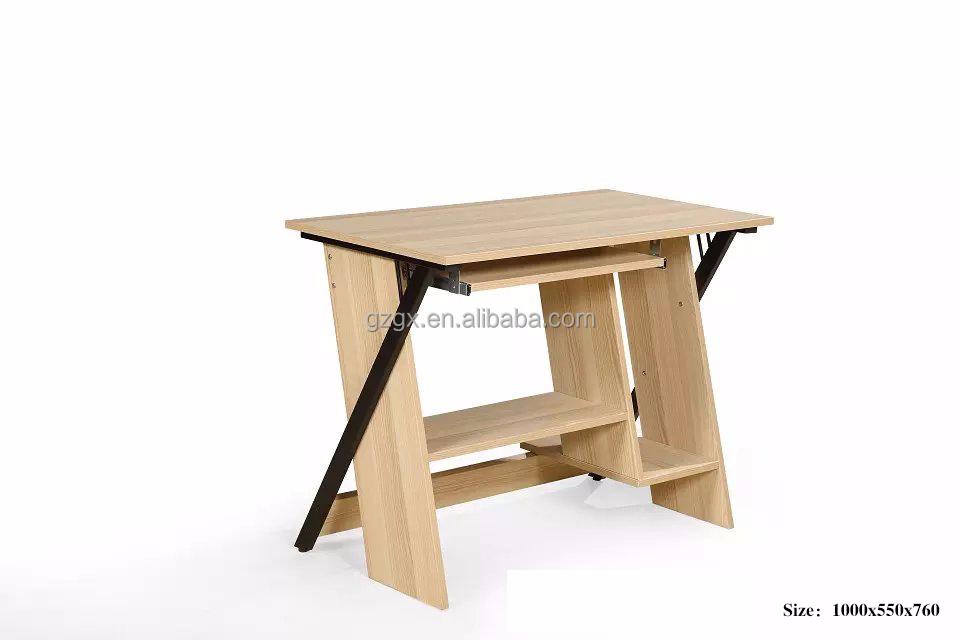 Modern Wooden Computer Table Design - Buy Desktop Computer Table ...