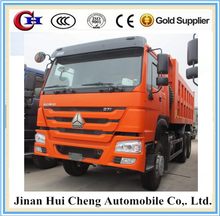 China Sinotruk Howo 25 tons Dump Truck 6x4 Tipper Truck For Sale