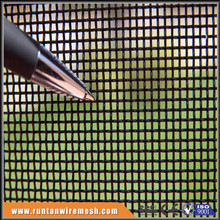anti-theft 10 mesh stainless steel window security screen