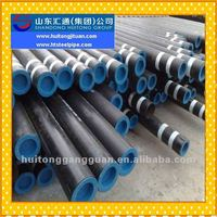 "OD 3"",4"",5"",6"",8"",10"",12"",14"",16"",18"",20"",22"",24"" Hot Rolled ASTM A106/A53 Gr.B Carbon Seamless Schedule 40 Steel Pipe"