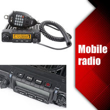 Economical style promotional gift p25 mobile radio