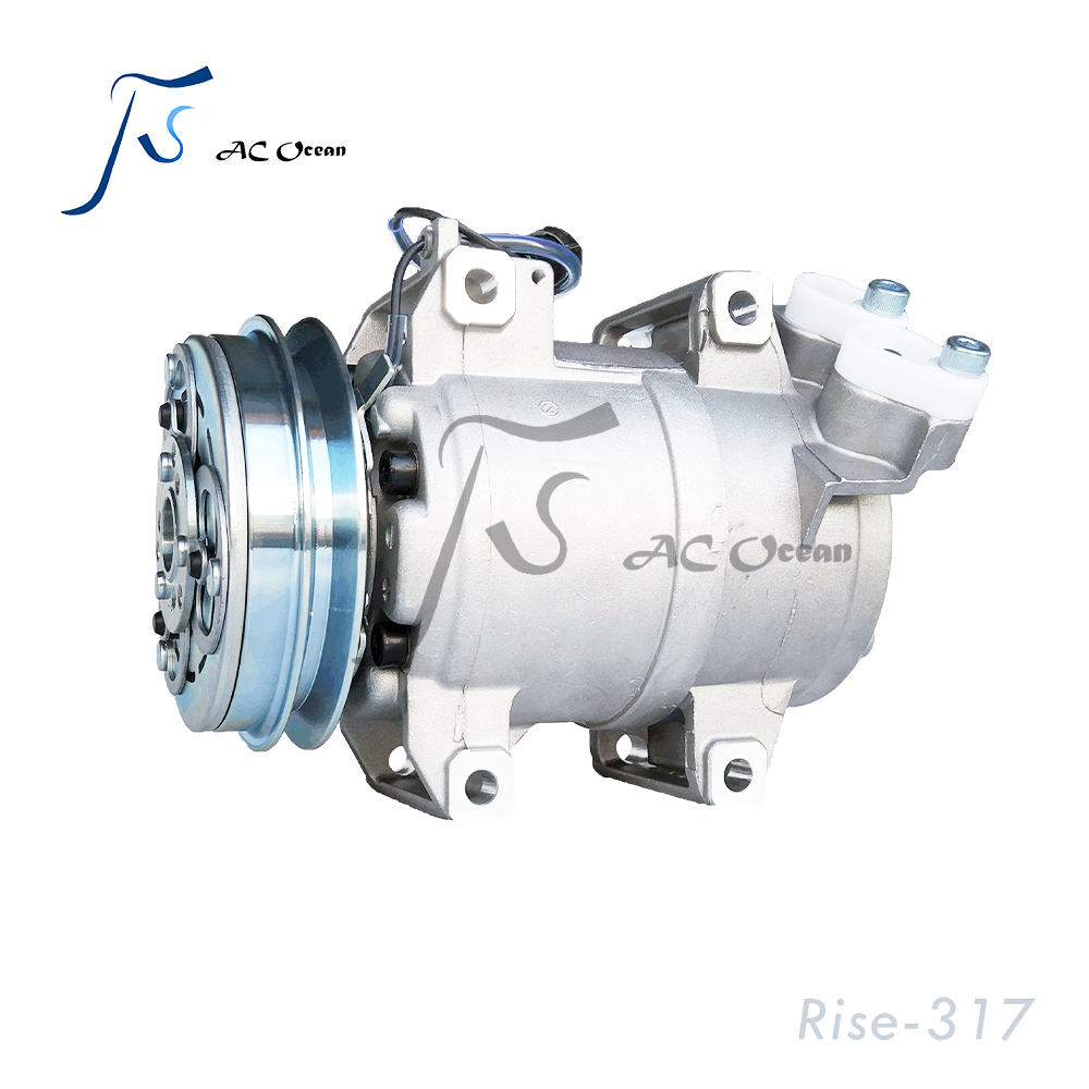DKS15D Single Groove MN123626 Air Conditioning Compressor For <strong>L200</strong> <strong>Car</strong>
