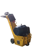 Portable concrete electric milling machine for sale