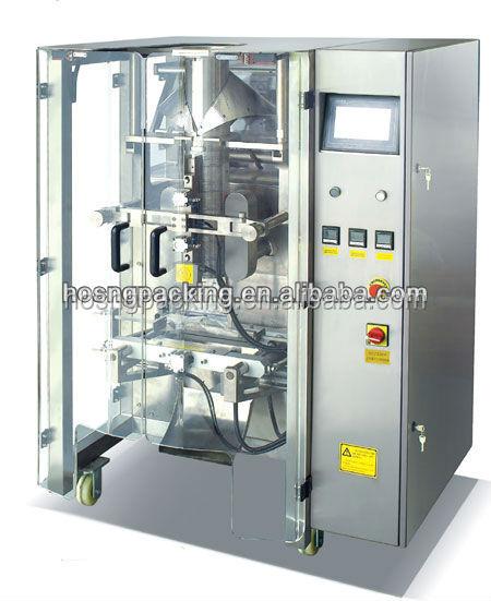 granule snack food vertical automatic packing machine