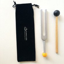 384 HZ YANG Tuner of Full Body Tuner Kits Of sound healing Tuning forks