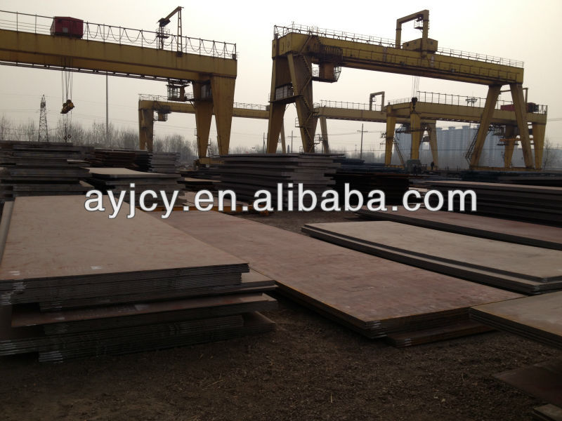 S355J2C+N low alloy steel plate