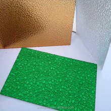 Polycarbonate embossed sheet solid PC Sheet for roofing/greenhouse