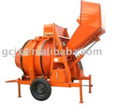 JZR350-H Diesel Concrete Mixer(Hydraulic lifting,CE)