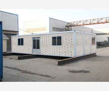 movable modular customized panel manufacture well designed portable green container house for sale