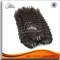 afro curly black star hair weave