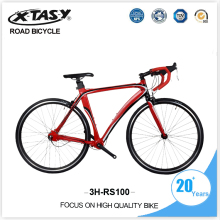 XTAYS Shaft Drive Transmission Bike, Chainless Shaft Driving Road Bicycles