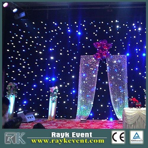 stars oxford cloth giant led lights for party