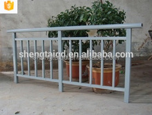 hot dip galvanized balcony stainless steel railing design