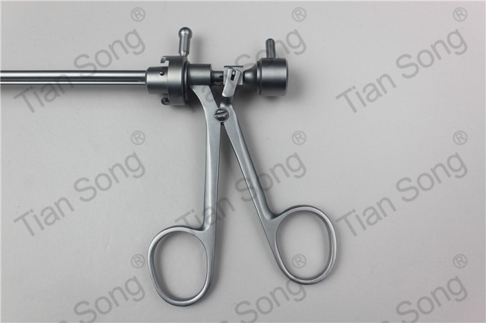 Medical optical forceps (Click) for Urology surgery