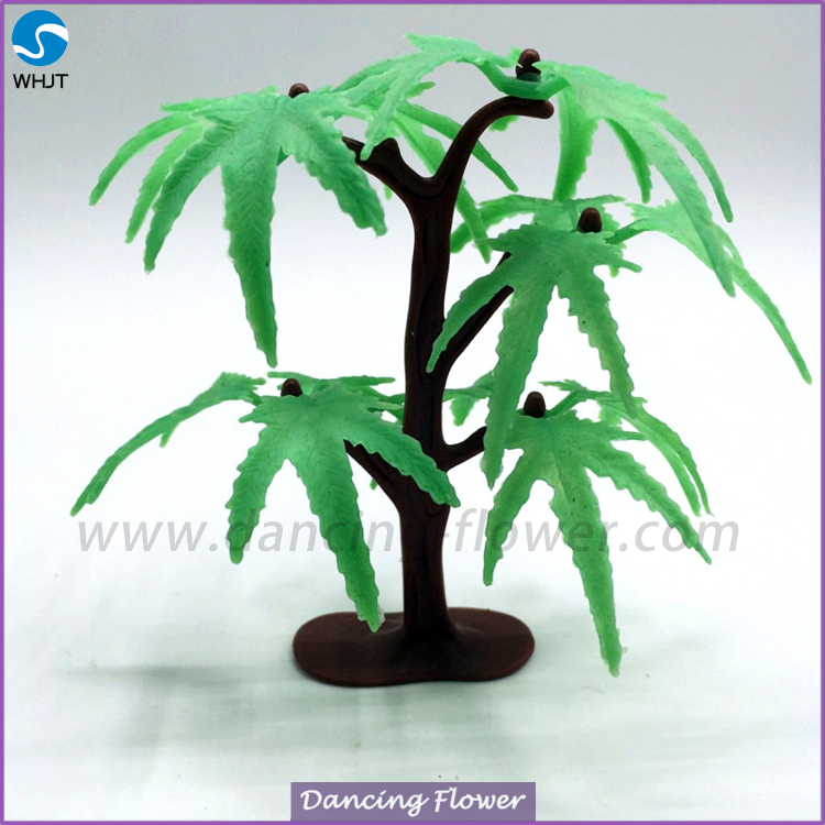 Good server colorful artificial palm trees for sale