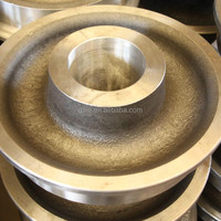 Truck Car Forging Carbon Steel Wheel