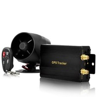 gps vehicle tracker with remote control tk103b