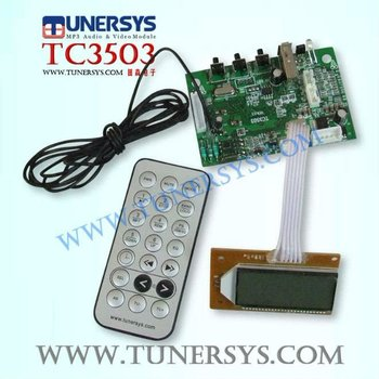TM3503 youtube mp3 player