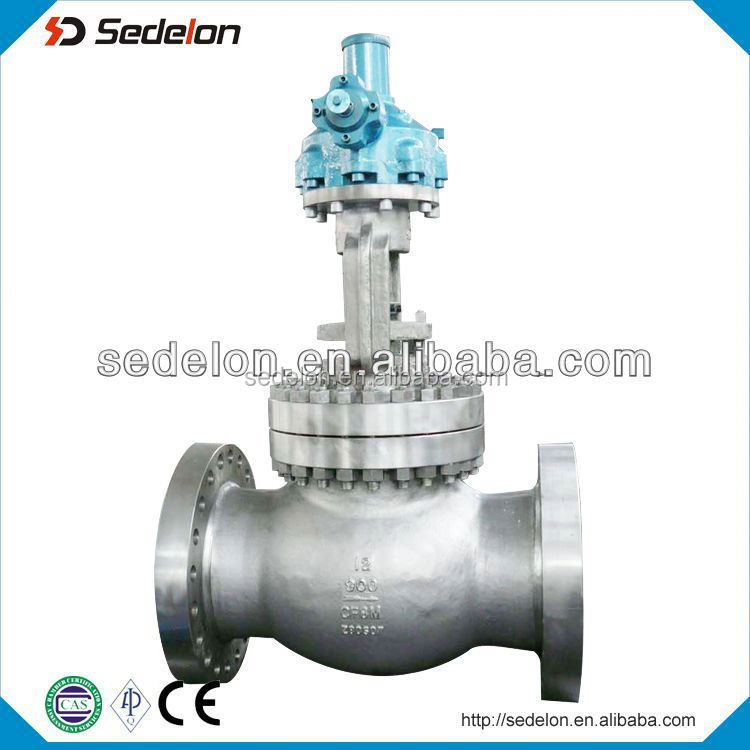 Hot Selling Bs 1873 Globe Valve