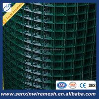 pvc coated welded wire mesh / welded wire mesh fence(ISO9001 factory)