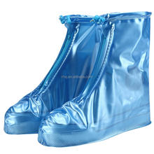 The fashion Waterproof Shoes Overshoes Boot Anti Slip PVC Running Dress Shoe Rain shoes covers for PVC Running