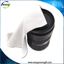 Low price Promotional Custom microfiber cleaning cloth for lens/camera