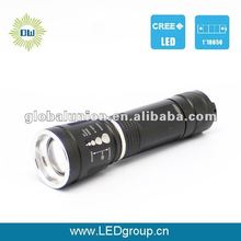 new small led police brand flashlight