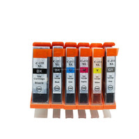 Compatible ink cartridge for canon PGI 250 CLI 251 used for canon MG5420/MG5422/MG5520/MG5522/MG5620 Black/white/MG6320/MG6420