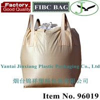 100% polypropylene pp jumbo big bag with low manufacturer price in China