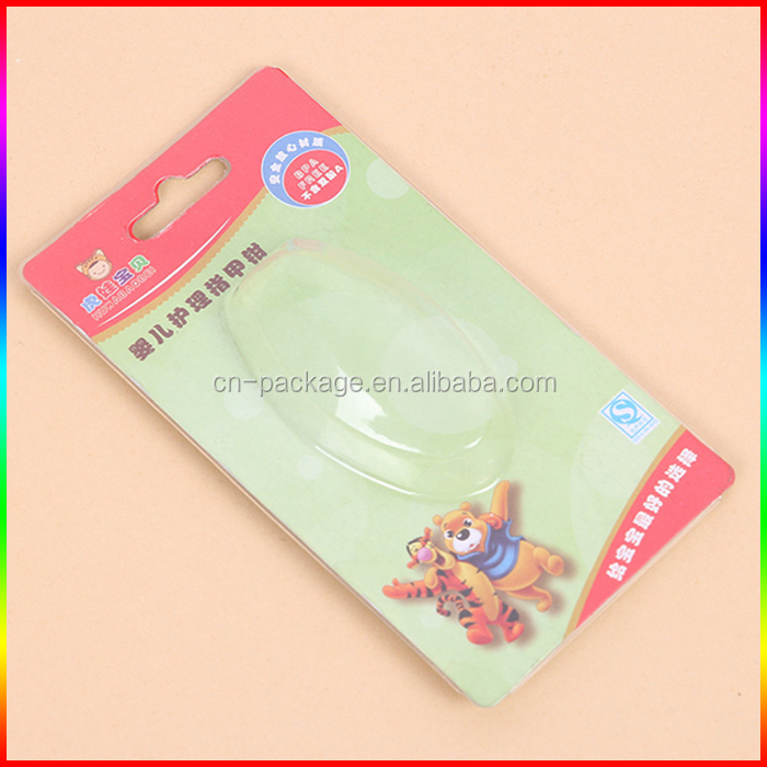 nail clipper blister paper packaging