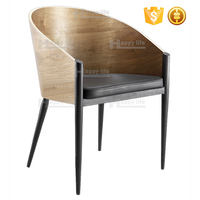 High quality commercial restaurant wooden dining chair