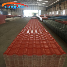 upvc rain protection roofing sheet/roof tile edging/plastic sheet for roofing covering