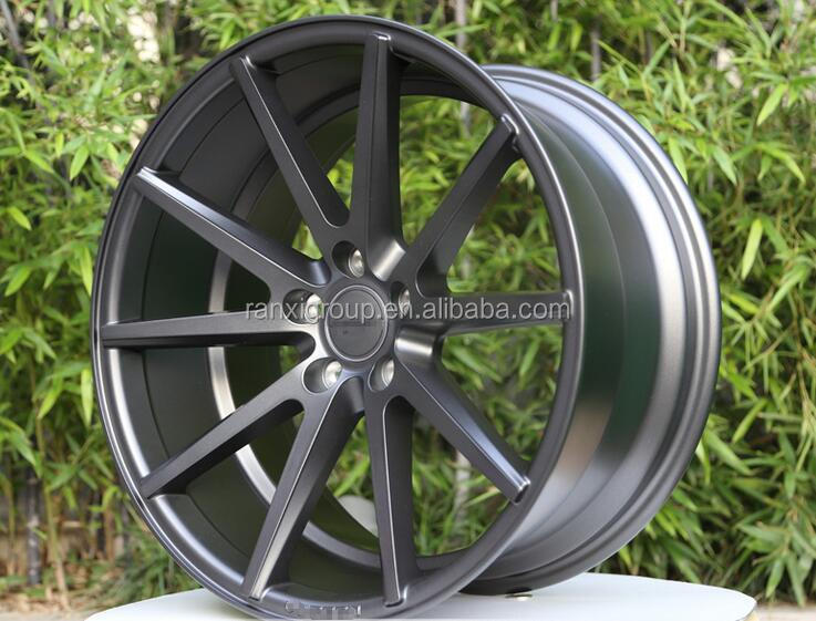 18x8.5/18x9.5 alloy Material replica alloy wheels rims