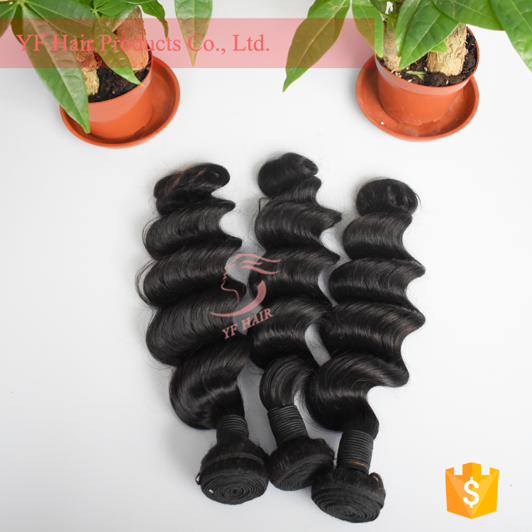 Wholesale distributor kenya darling braid weave products loose deep wave hair styles
