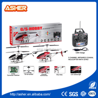 Good flying 3ch 3d full function alloy body rc helicopter with gyro big rc helicopter with camera