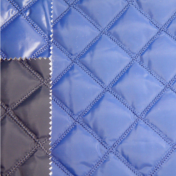polyester taffeta quilted thermal fabirc for winter jacket