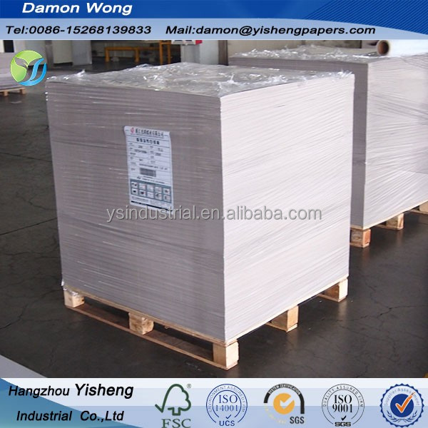 NINE DRAGON High Quality Recycled Paper Pulp Offset Printing Paper 70x100 Stocklots