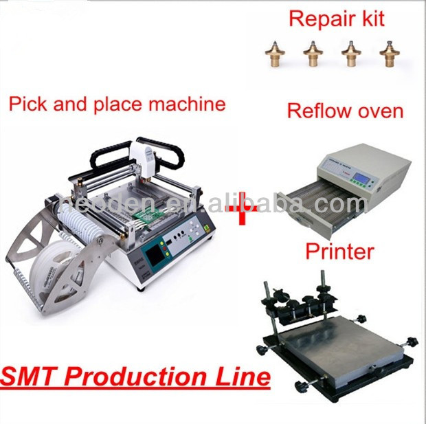 *pick and place machine TM240A build-in software operating systems