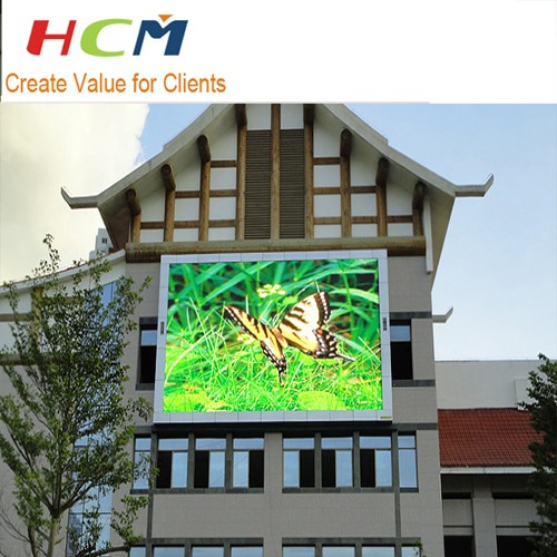 good quality P8 P10 P16 P20 Advertising Outdoor Led Digital Sign Board
