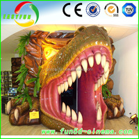 hot sale mini 5D Theater 7D Cinema High Simulation HD 5D Cinema with4/6/8/9/12/24 Seats in Dinosaur House