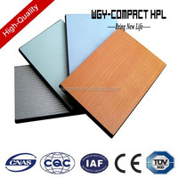 WGY Phenolic Resin Board 12mm Compact Hpl