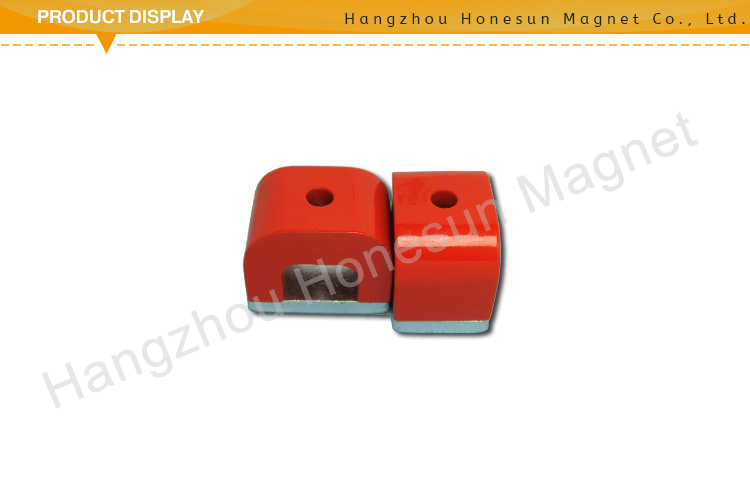 alnico red pot magnets