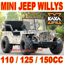 110cc mini-willys jeep