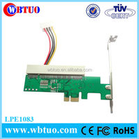 PCI express X1 X4 X8 X16 To PCI Bus Riser Card Adapter Converter
