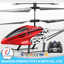 3.5 channel infrared metal radio control high speed gyro helicopter