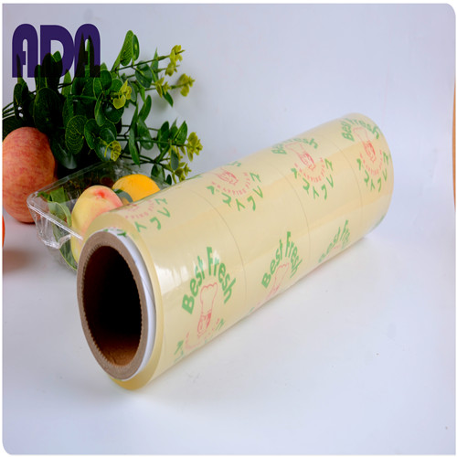 pvc cling film for food packaging only in hotels and institutions