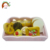 Wooden fresh baked food toy kit for children's pretend play toy