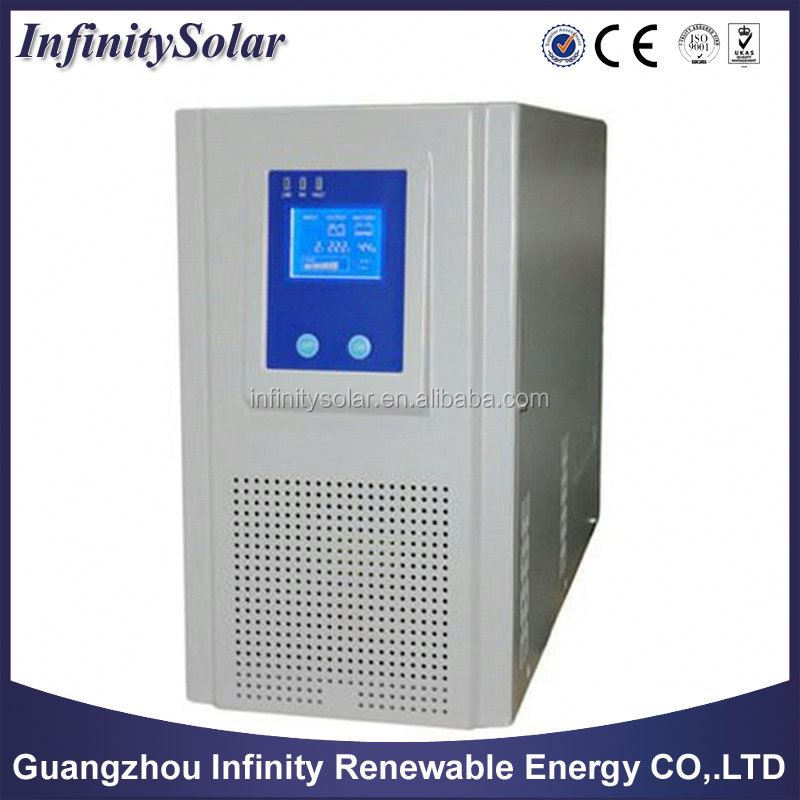 400W solar charge controller inverter 24V to 220V for home use solar power system
