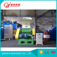 PS-600 CE ISO Certification high speed plastic crusher/stretch film crusher machine/pvc crusher