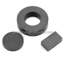 Ceramic ring magnet,barium ferrite magnet for speakers